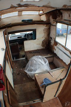 1000 Images About Camping On Pinterest Old Campers Motorhome And Rv Interior