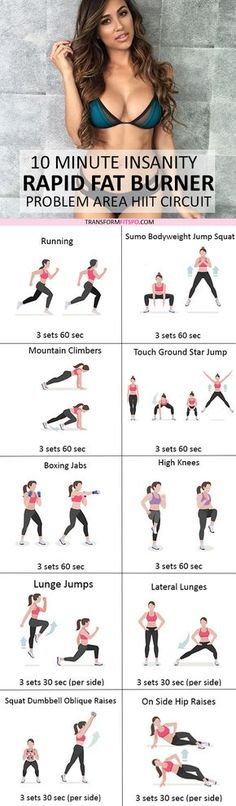 #womensworkout #workout #female fitness Repin and share if this workout got you toned all over! Click the pin for the full workout. http://www.weightlossstarts.com/types-of-exercise-to-lose-weight/