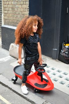 Farouk James, Mini-model and all the best street style from London Fashion Week. Update your wardrobe and style - sign up to irislillian.com to ask Elissa for killer styling tips and great outfits for the office.