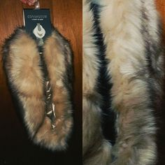 Selling this Furry Scarf in my Poshmark closet! My username is: natalie_marie66. #shopmycloset #poshmark #fashion #shopping #style #forsale #Covington #Accessories