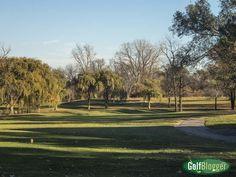 Green Oaks Tenth Hole on a warm November day.