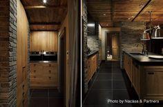 海外のリトリートを思わせる質感と豊かな陰影 T Residence(no.74に掲載)  Nagano  インテリアデザイン/I'm home