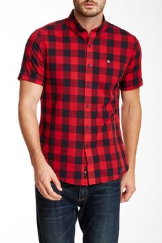 Hamilton Short Sleeve Shirt Brogues 93d1f2dc9f7