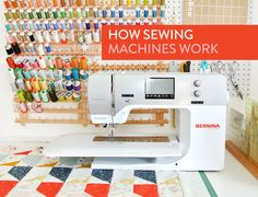Suzy: How Sewing Machines Work (hint: it's not magical gnomes)
