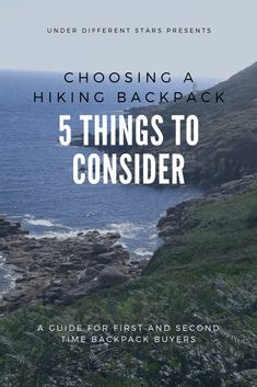 There are a lot of things I didn't know when I bought my first hiking backpack that led to a lot of unnecessary discomfort and pain. For those of you who are trying to figure out what makes a good pack.Read on Solo Travel, Travel Tips, Hiking Tips, Things To Come, 5 Things, Hiking Backpack, Camping Equipment, Outdoor Travel, Adventure Travel