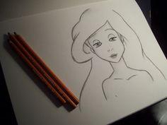 Drawing (ariel,drawing,pencil)