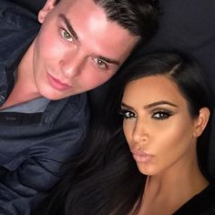 10+Secrets+to+Mastering+Kim+Kardashian's+Makeup - HarpersBAZAAR.com