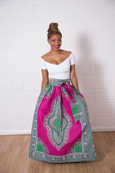 NEW Xuan Skirt by Grassfieldss on Etsy