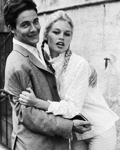 Brigitte Bardot and Jacques Charrier.In she married actor Jacques Charrier, with whom she starred in Babette Goes to War. The press took great interest in her marriage, while she and her husband clashed over the direction of her career.