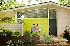 A Fresh Vibrant Architectural Engagement ~ Brett & Travis