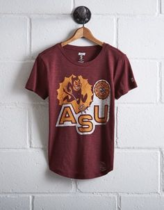 Tailgate Women s ASU Sun Devils T-Shirt Wisconsin Badgers 31bb0a2c9
