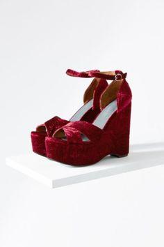 Jeffrey Campbell Nevaeh-Lo Platform Heel - Urban Outfitters