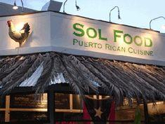 Sol Food (in Mill Valley and San Rafael) best Puerto Rican food in Bay Area!  #foodandlibations #marinrestaurants