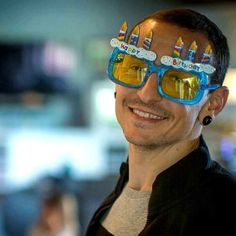 Happy birthday Chester! You are missed every day forever and ever ♡