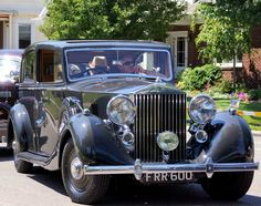 1939 Saloon Thrupp & Maberly (chassis WKC3)