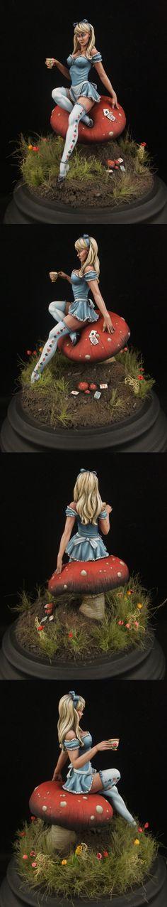 Alice 1/48 Scale Model