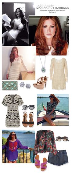 Get the Look - Marina Ruy Barbosa #marinaruybarbosa #moda #look #getthelook #inspiração #looknowlook