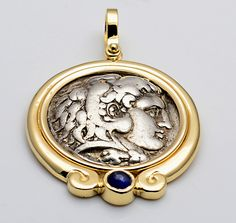 Historical Coins from all eras Ancient Greek and Roman coins Pieces of eight treasure coins Roman Jewelry, Greek Jewelry, Sea Glass Jewelry, Coin Pendant, Pendant Jewelry, Gold Jewelry, Fine Jewelry, Ancient Jewelry, Antique Jewelry