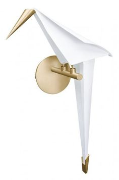 Loro doskonale podkreśli wnętrze w stylu glamour, jak również sprawdzi się w nowoczesnych, Ceiling Fan, Wall Lights, Led, Lighting, Home Decor, Homemade Home Decor, Ceiling Fans, Appliques, Ceiling Fan Pulls