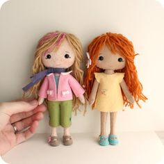 Gingermelon Dolls: Summer Update