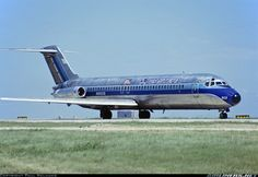 Eastern Air Line DC9~this is the type of plane my Dad flew when I was a toddler.