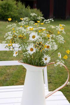 fresh wildflowers