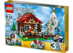 LEGO CREATOR 31025 Bjerghytte, 349kr