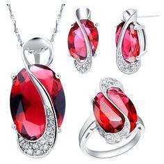 http://gemdivine.com/wholesal-wgp-zircon-gem-noble-rich-womens-white-filled-genuine-red-gem-ring-pendant-earring-necklace-set/