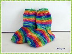 wonderful rainbow socks for kids