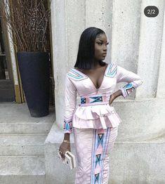 Pastel Goth, Modern Fashion, African Fashion, Peplum Dress, Style Inspiration, Clothes, Dresses, Fantasy, Baby