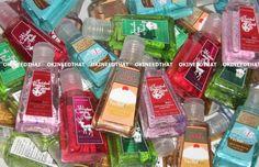 Bath and Body Works PocketBac Hand Sanitizers