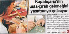 Akşam Gazetesi www.mahrecsanatevi.com