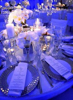 Enchanting Winter Wedding Ideas | Calligraphy by Jennifer