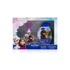 Disney Frozen Coffret: Eau De Toilette Spray 100ml/3.4oz + Shower Gel & Shampoo 300ml/10.2oz 2pcs