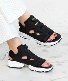 e6c743f56e06 Women s Sneakers   Does the Reebok Insta Pump Fury Work as a Sandal  Beauty    Youth Finds Out – EU Kicks  Sneaker Magazine