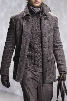 Corneliani Fall Winter Fashion