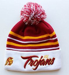 USC Trojans Cuffed Knit Hat