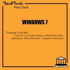 Windows 7: proteggi i tuoi dati