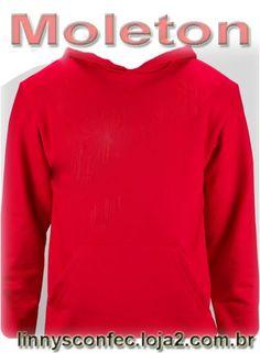 moleton canguru vermelho - Loja linnys  compre já o seu em nossa loja virtual pelo pague seguro