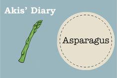 Συνταγές με σπαράγγια από τον Άκη Πετρετζίκη. Τι είναι τα σπαράγγια; Πως καθαρίζουμε σπαράγγια; Διαβάστε το ημερολόγιο και μάθετε τα πάντα για τα σπαράγγια.