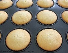 Vanilla cupcakes. Quick, easy and so light and fluffy. Mine actually looked like the picture when they were cooked! Again, hyperactivity friendly.