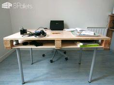Design Pallet Desk Pallet Desks & Pallet Tables