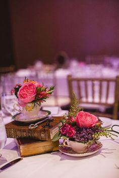 Extravagant Alice in Wonderland Wedding: Rachel & Raymon: