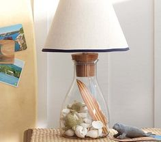 Collectors Lamp #PotteryBarnKids