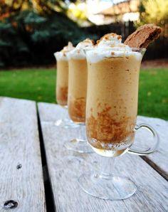 Best Friends for Frosting-pumpkin parfait recipe