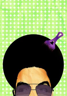 Pop Afro Art by diogo.lopes, via Flickr