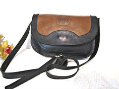 Irish Leather Messenger Bag Shoulder Bag Made in Ireland