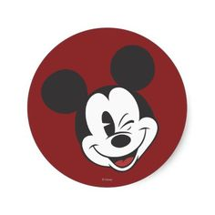 Mickey Mouse Disney Vector EPS AI Download Mickey