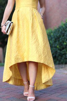 Monique Lhuillier Sunshine Day Gown
