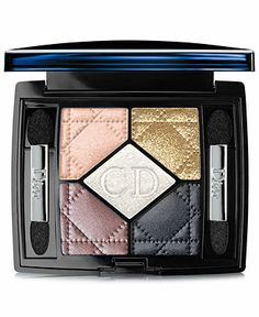 Dior 5 Colour Eyeshadow - Golden Winter Holiday Collection - Dior Gifting Must Haves - Beauty - Macy's